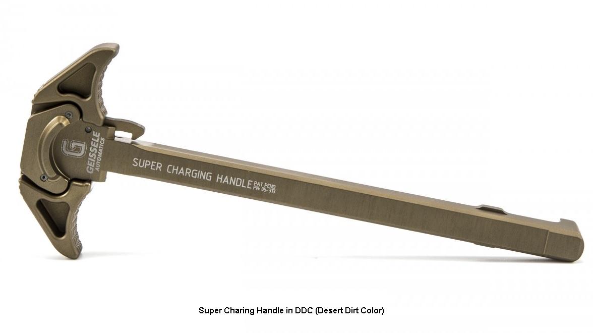 Geissele Super Charging Handle 5 56mm