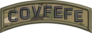COVFEFE Patch