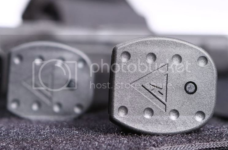 Vickers Tactical Magazine Floor Plates VTMFP-002