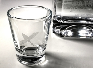 FCD 1.5oz shot glass