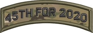 45th for 2020 patch
