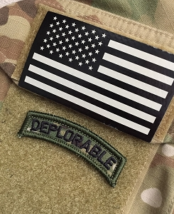 Deplorable Patch