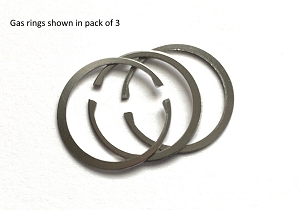 AR15/M16 bolt gas rings