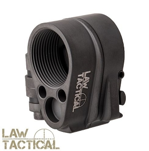 Law Tactical AR folding stock adapter, Gen 3-M