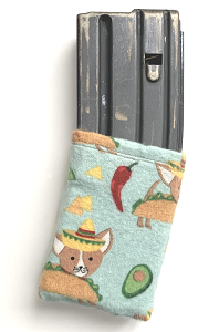 Super Randy (Super Taco) Magazine Sock
