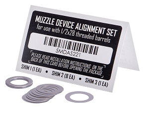 PWS 1/2x28 Muzzle Alignment Set