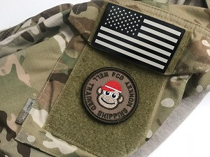 FCD Well Trained Shipping Monkey Patch
